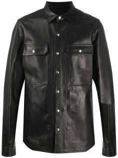 Rick Owens куртка на кнопках