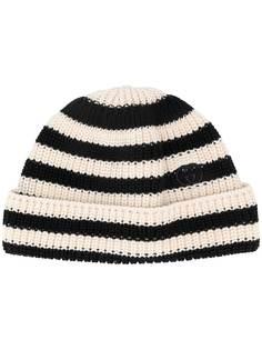 Gucci шапка бини в полоску
