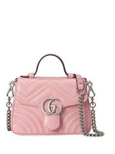 Gucci мини-сумка GG Marmont