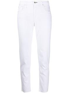 Rag & Bone /Jean джинсы кроя слим средней посадки