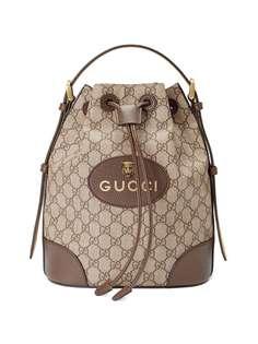 Gucci рюкзак с узором GG Supreme