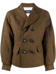 Dsquared2 двубортный пиджак