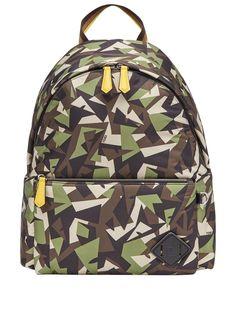 Fendi рюкзак с камуфляжным принтом