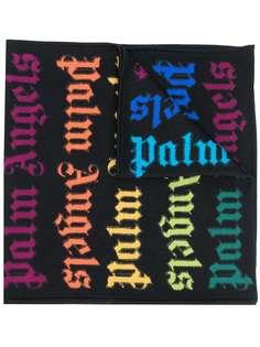 Palm Angels шарф с логотипом