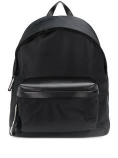 Dsquared2 рюкзак на молнии с ярлыком-логотипом