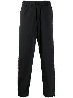 Versace Jeans Couture спортивные брюки с логотипом