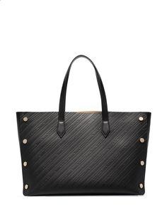 Givenchy большая сумка-тоут Bond с тиснением