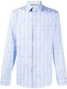 Gucci рубашка в полоску