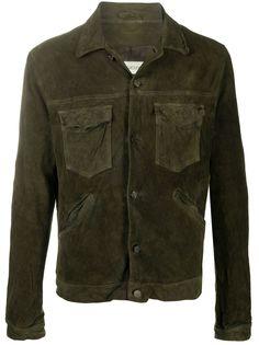 Giorgio Brato куртка на пуговицах