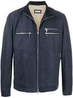 Brunello Cucinelli куртка на молнии