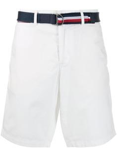 Tommy Hilfiger шорты Brooklyn с поясом