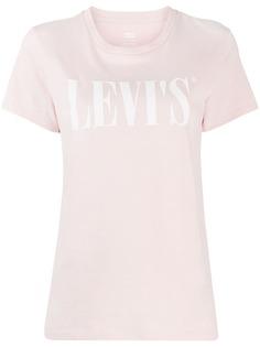 Levis футболка с логотипом