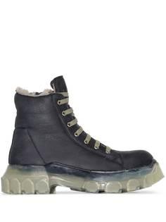 Rick Owens ботинки Mega Bozo
