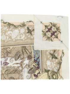 Givenchy платок с принтом