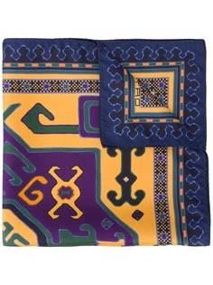 Etro платок-паше с принтом Carpet