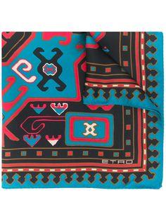 Etro платок с логотипом