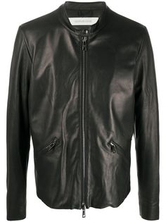 Giorgio Brato байкерская куртка на молнии