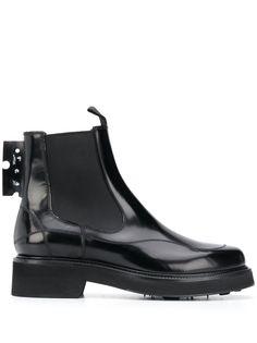 Off-White ботинки челси