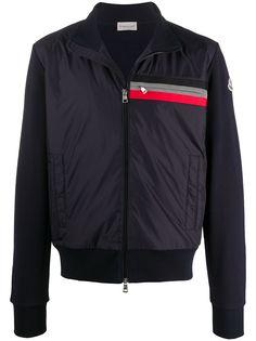 Moncler куртка с полосками