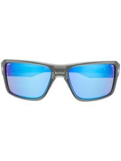 Oakley солнцезащитные очки в массивной оправе