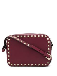 Valentino Garavani маленькая сумка через плечо Rockstud