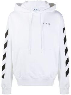 Off-White худи с логотипом Arrows