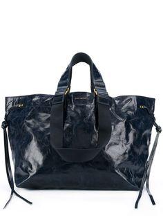 Isabel Marant сумка-тоут Wardy с логотипом