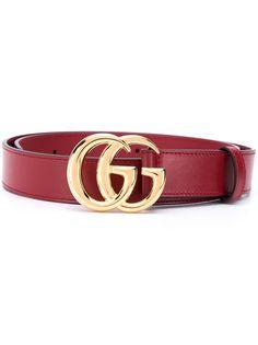 Gucci ремень с пряжкой Double G