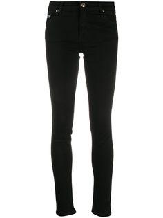 Versace Jeans Couture джинсы скинни с завышенной талией