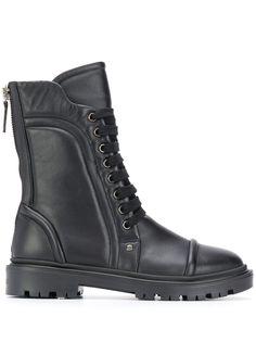 Casadei ботинки на шнуровке