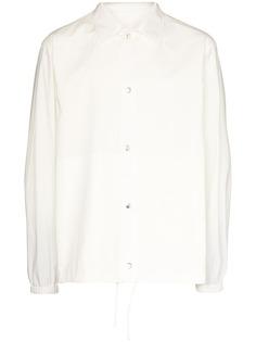 Jil Sander непромокаемая куртка