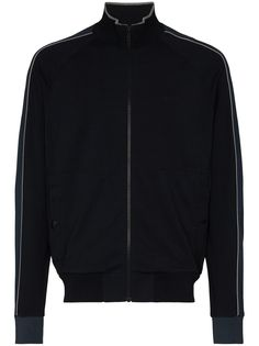Z Zegna куртка на молнии с высоким воротником