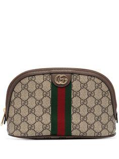 Gucci большая косметичка Ophidia