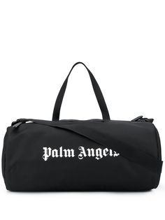 Palm Angels дорожная сумка с логотипом