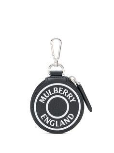 Mulberry клатч с логотипом