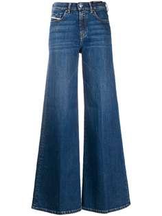 Diesel широкие джинсы