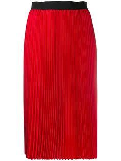 Patrizia Pepe плиссированная юбка миди