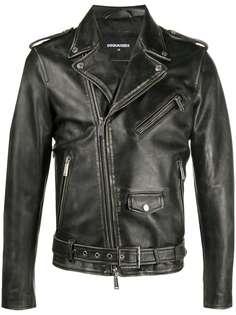 Dsquared2 байкерская куртка