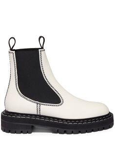 Proenza Schouler ботинки челси