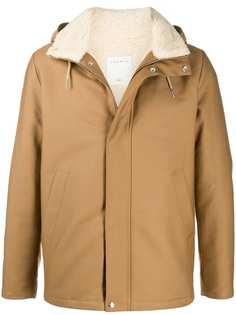 Sandro Paris куртка на молнии с капюшоном