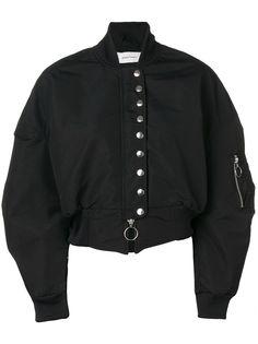 MarquesAlmeida куртка-бомбер на кнопках Marques'almeida