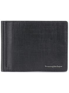 Ermenegildo Zegna бумажник с логотипом