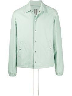 Rick Owens DRKSHDW куртка-рубашка на кнопках