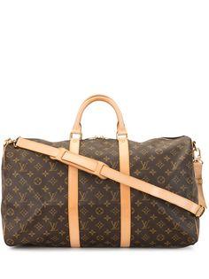 Louis Vuitton сумка Keepall 50 Bandouliere 2001-го года