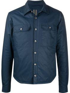 Rick Owens DRKSHDW куртка-рубашка