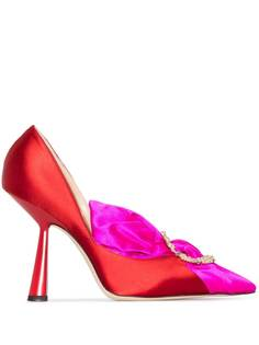 Jimmy Choo декорированные туфли-лодочки Lyz