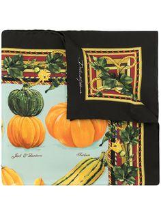 Dolce & Gabbana платок с принтом