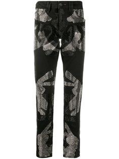 Philipp Plein джинсы Camouflage Super Straight Cut