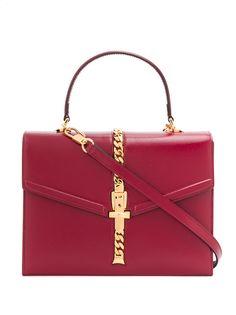 Gucci маленькая сумка Sylvie 1969 с верхней ручкой