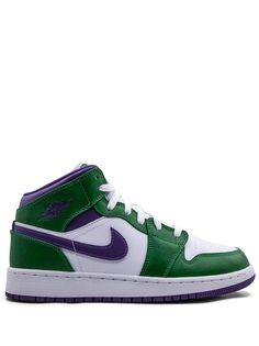 Nike Kids кроссовки Air Jordan 1 Mid